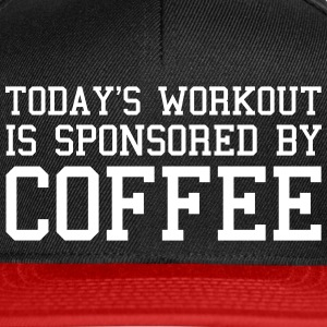 Today's Workout Gym Quote Petten & Mutsen - Snapback cap