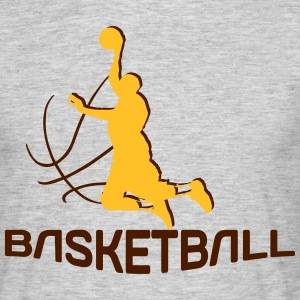 basketball.ai T-shirts - Mannen T-shirt