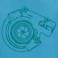 Motiv ~ T-Shirt atmungsaktiv Kampagne 9³ Pilot, Turbo