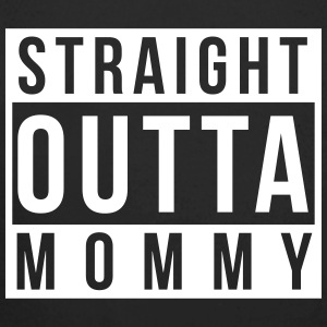 Straight Otta Mommy Baby Bodys - Baby Bio-Langarm-Body