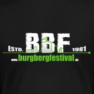 Motiv ~ Burgbergfestival Shirt Women