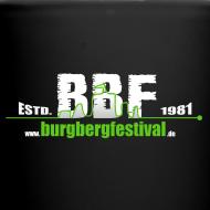 Motiv ~ Burgbergfestival Tasse