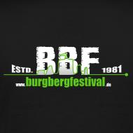 Motiv ~ Burgbergfestival Shirt Men