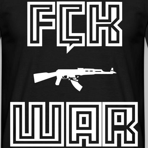 FCK WAR