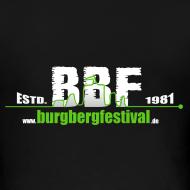Motiv ~ Burgbergfestival Langarm-Shirt Women