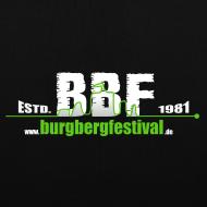 Motiv ~ Burgbergfestival Stofftasche