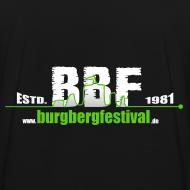 Motiv ~ Burgbergfestival Bio Kinder-Shirt