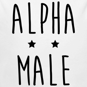 Alpha Male / Man / Fuck / Sex / Seduction / Sexy Baby Bodysuits - Longlseeve Baby Bodysuit