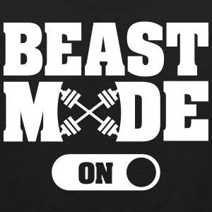 Beast Activated Tank Tops - Männer Premium Tank Top