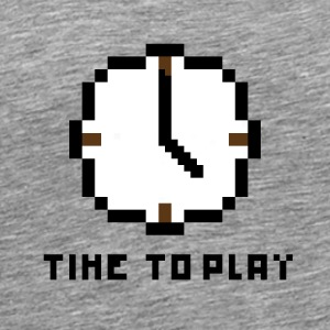 Time to play - T-shirt Premium Homme