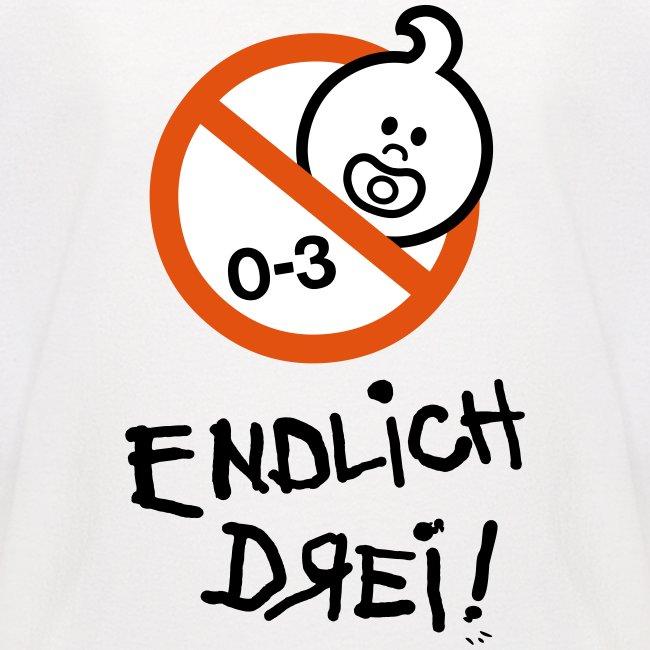 ENDLICH DREI!!