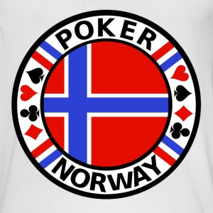 Poker Norway Sportsklær - Basketballdrakt for menn