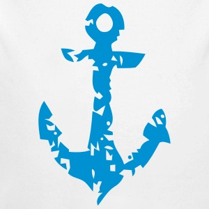 ANCHOR Baby Bodysuits - Longlseeve Baby Bodysuit