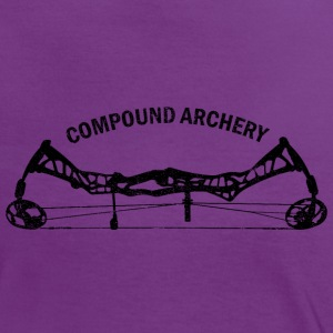 Compound black T-Shirts - Frauen Kontrast-T-Shirt