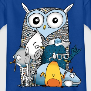 Birds Rock T-Shirts - Kinder T-Shirt