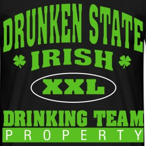 Drunken State Irish - Men's T-Shirt