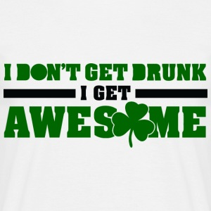 Awesome Irish - Men's T-Shirt