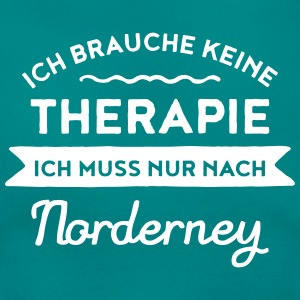 Therapie - Norderney T-Shirts - Frauen T-Shirt