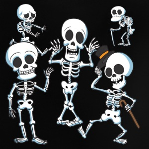 The Spooky Skeletons - Baby T-Shirt