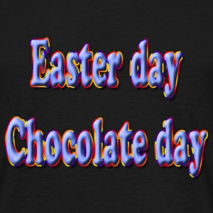 chocolate day - T-shirt Homme