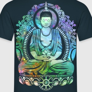 Cosmic Buddha - Cool T-Shirts - Men's T-Shirt
