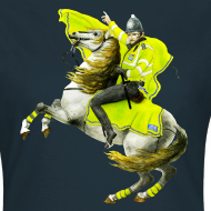 Design ~ Police Napoleon - Women's Fit T-shirt