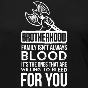Viking - Family isn't always blood Skjorter med lange armer - Premium langermet T-skjorte for kvinner