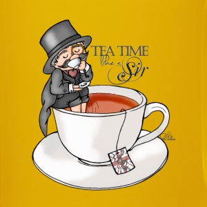 Tea time like a Sir with Earl Grey - Full Colour Mug