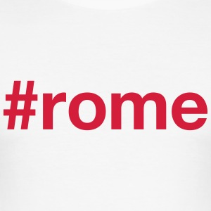 ROME T-Shirts - Men's Slim Fit T-Shirt