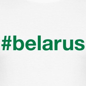 BELARUS T-Shirts - Men's Slim Fit T-Shirt