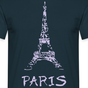 paris t-shirt - Men's T-Shirt