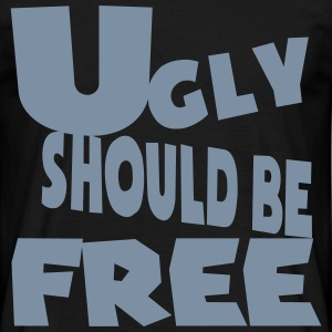 Ugly www.claudia-moda.at - Männer T-Shirt