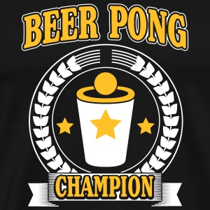beerpong Tee shirts - T-shirt Premium Homme