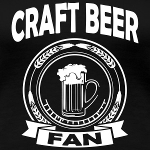 craft beer fan Tee shirts - T-shirt Premium Femme