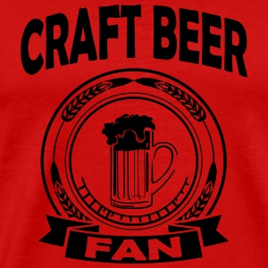 craft beer fan T-shirts - Premium-T-shirt herr
