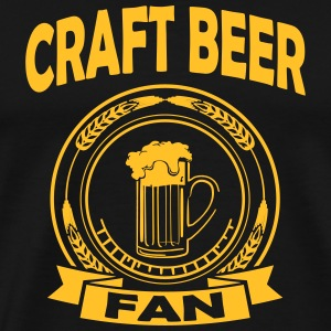 craft beer fan Tee shirts - T-shirt Premium Homme