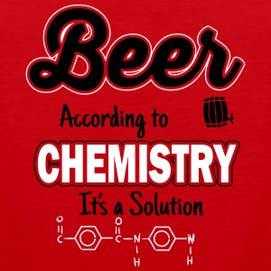 Beer is a solution Tanktoppar - Premiumtanktopp herr