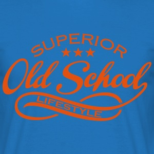 old school T-Shirts - Men's T-Shirt