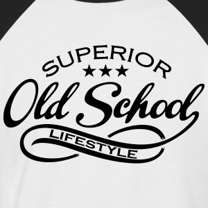 old school T-Shirts - Men's Baseball T-Shirt