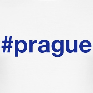 PRAG T-shirts - Slim Fit T-shirt herr