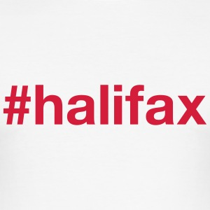 HALIFAX T-shirts - Slim Fit T-shirt herr