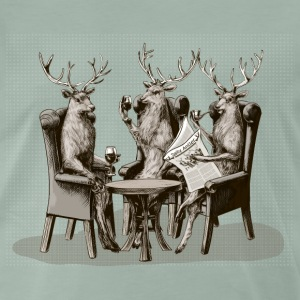 Stag Party Tee shirts - T-shirt Premium Homme