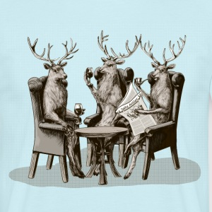 Stag Party T-Shirts - Männer T-Shirt
