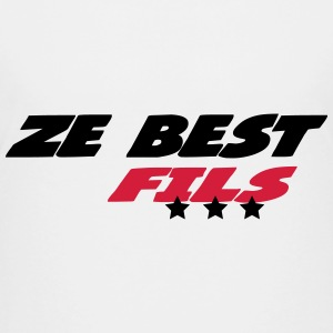 ZE best fils T-Shirts - Teenager Premium T-Shirt