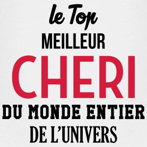 Chéri / Amour / Mariage / Saint Valentin / Love Shirts - Teenage Premium T-Shirt