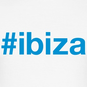 IBIZA T-shirts - Slim Fit T-shirt herr