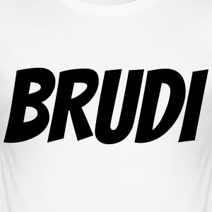 BRUDI PARTY T-Shirts - Männer Slim Fit T-Shirt