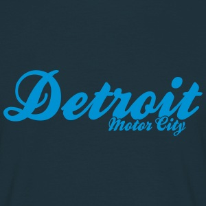 Detroit Motor City - Men's T-Shirt