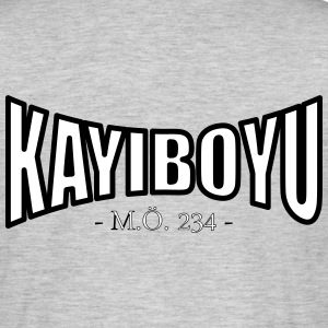 Men T-Shirt KAYIBOYU M.Ö.234 IYI Turk - Men's T-Shirt
