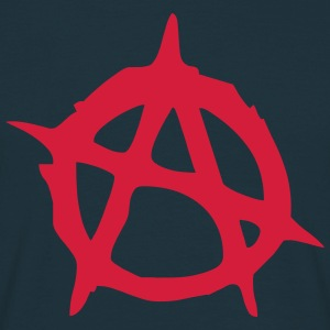 Anarchy - Men's T-Shirt